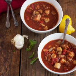 Easy Cioppino Stew