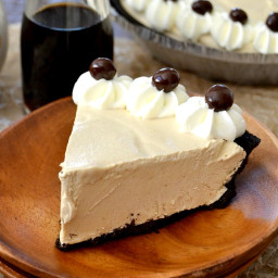 Easy Cold Brew Coffee Pie