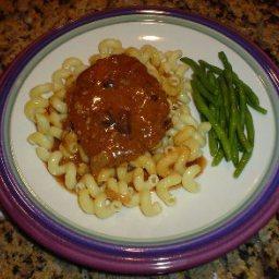 Easy Cube Steak Dinner