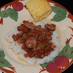 Easy Does It Red Beans And Rice
