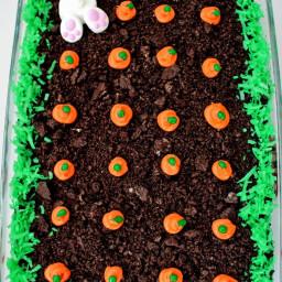 Easy Easter Dirt Cake