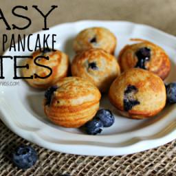 Easy Ebelskivers Recipe - Mini Pancake Bites