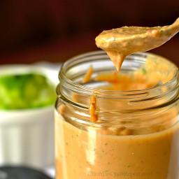 Easy, Everyday Peanut Sauce