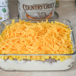 Easy Family Meals | Shepherd's Pie Casserole #QuickFixCasseroles