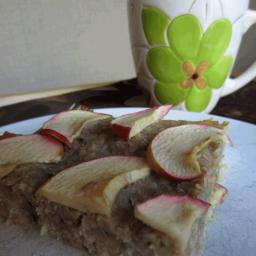 Easy Freezer Recipes: Paleo Apple Cinnamon Bars