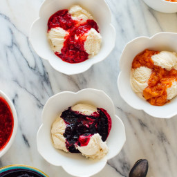 Easy Fruit Compote Recipe
