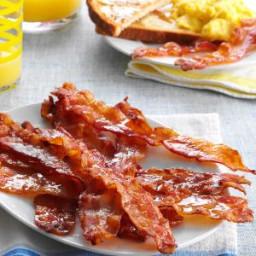 Easy Glazed Bacon Recipe