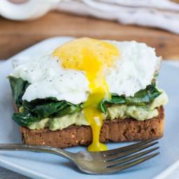 Easy Gluten-Free Breakfast Sandwich