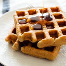Easy Gluten Free Waffles Recipe