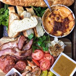 (Easy) Holiday Appetizer Platter