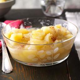 Easy Homemade Chunky Applesauce Recipe