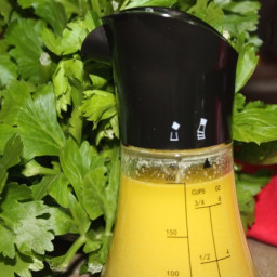 Easy Honey Dijon Dressing - 5 Ingredients