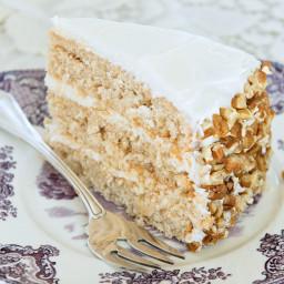 Easy Hummingbird Cake