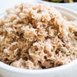 Easy Indian Basmati Rice