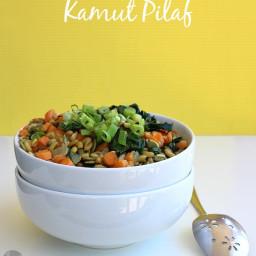 Easy Kamut Pilaf