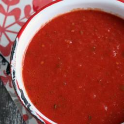 Easy Keto Marinara Sauce - Low Carb
