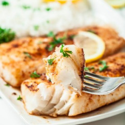 Easy Lemon Butter Fish in 15 Minutes