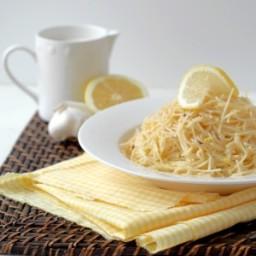 Easy Lemon Cream Pasta