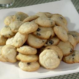 Easy Lemon Currant Cookies