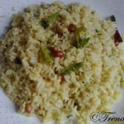 Easy Lemon Rice Recipe | Chitrannam | Pulihara