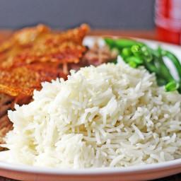 Easy Light Coconut Rice