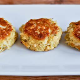 Easy, Light Crab Cakes