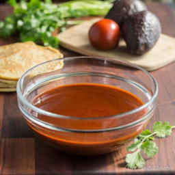 Easy Low Carb Red Enchilada Sauce