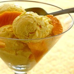 Easy Mango Ice Cream (No Ice-Cream Maker Required!)