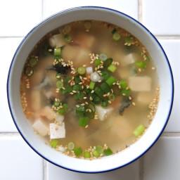 Easy Miso Soup