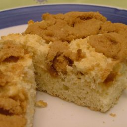 EASY MORNING COFFEE CAKE