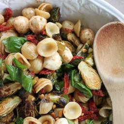 Easy Orecchiette Pasta Salad