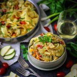 Easy Pasta Primavera