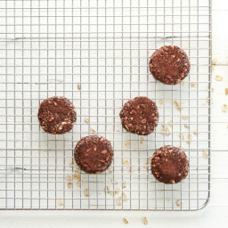 Easy Peanut Butter Cocoa No Bake Cookies
