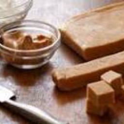 Easy Peanut Butter Fudge 2