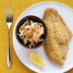 Easy Pecan-Crusted Catfish