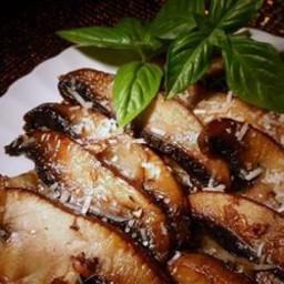 Easy Portobello Mushroom Saute