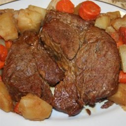 Easy Pressure Cooker Pot Roast