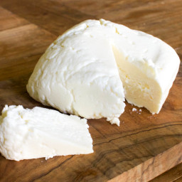 Easy Queso Fresco or Paneer Recipe