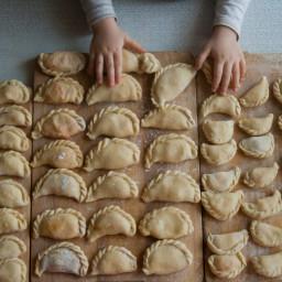 Easy Ratatouille Empanadas