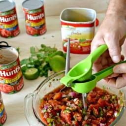 Easy Semi Homemade Salsa