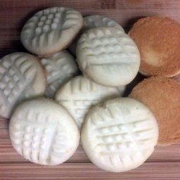 Easy Shortbread Cookies!