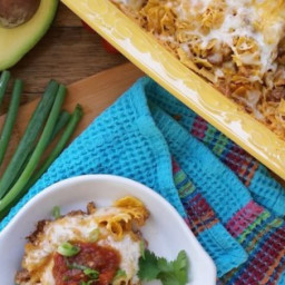 Easy Taco Casserole Recipe