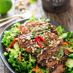 Easy Thai Steak Salad