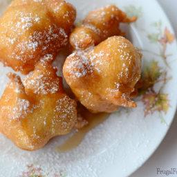 Easy to Make Apple Fritter Recipe