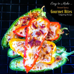 Easy to Make Sweet-Spicy Gourmet Bites : Tailgating Recipe