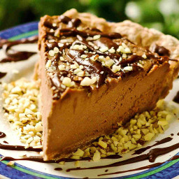 Easy Vegan Tofu Peanut Butter Pie Recipe