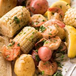 Easy Weeknight Shrimp Boil