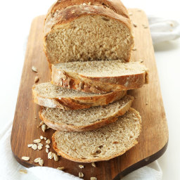 Easy Whole Grain Seeded Bread