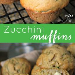 Easy Zucchini Muffin Recipe