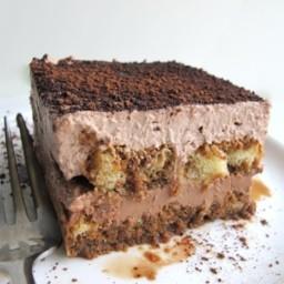 Easy Chocolate Tiramisu